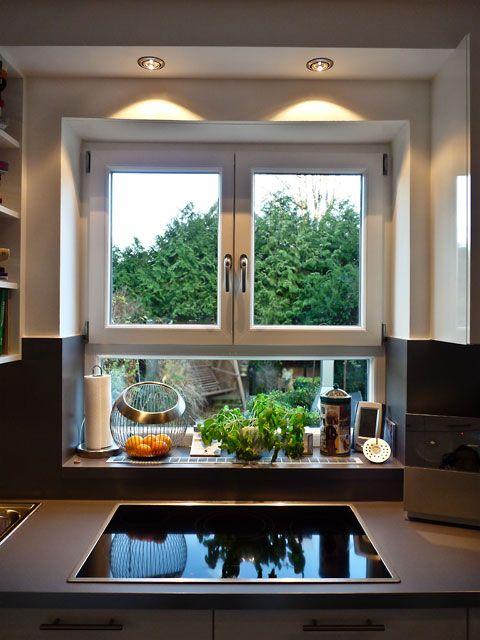 Perfekt 289 Besten Küchen Bilder Auf Pinterest Barhocker, Wohnen Und   Moderne  Kuchenwande Glas Gestalten