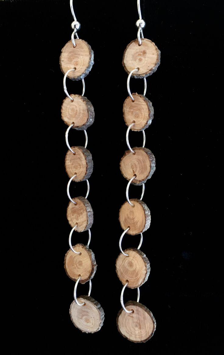 Mount Roberts Alderwood Earrings