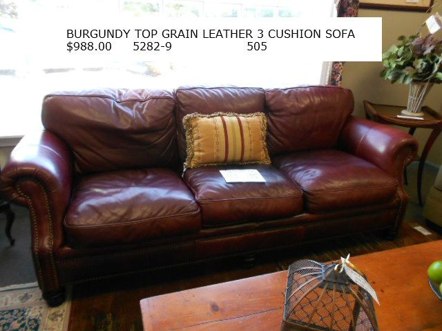 Modern Sectional Sofas Elite Repeat Furniture Featured Items Burgundy Top Grain Leather Cushion Sofa
