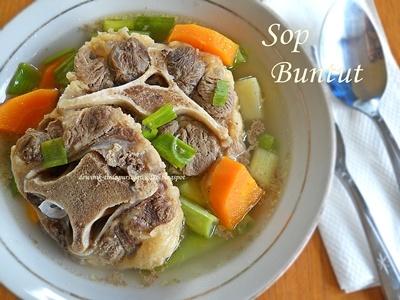 Sop Buntut // Meet Soup from Indonesia #indonesian #food