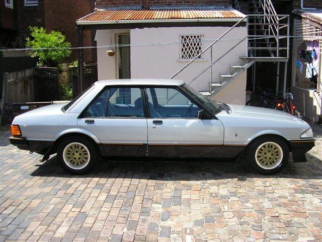 1982 XE Fairmont Ghia ESP 5.8