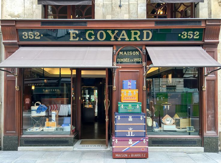 Is it Cheaper to Buy Goyard Handbags in France? - La Jolla Mom