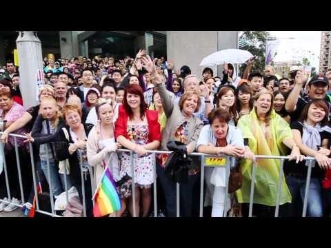 Sydney Mardi Gras 2013 Video