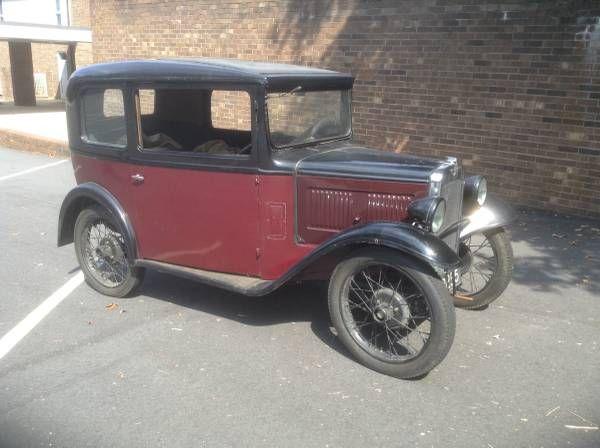 1931 Austin Seven - $8500 Winston-Salem, NC #ForSale # ...