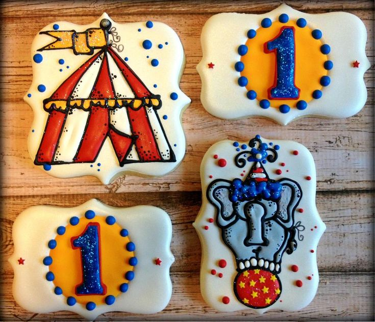 29 best circus cookies images on pinterest circus