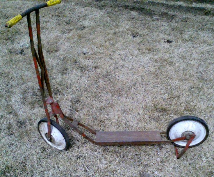 Leader Metal Scooter