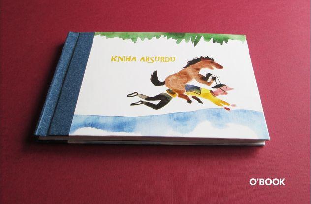 Здесь будут книги для детей и взрослых от мастерской O'BOOK, для всех, кто имеет чувство юмора и желание узнавать новое!   Book of absurd Hand made book by Olga Yakubovskaya Price € 75