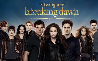 World Of Metal: A Hora Delicatessen EP 8 - The Twilight Saga: Breaking dawn Part II