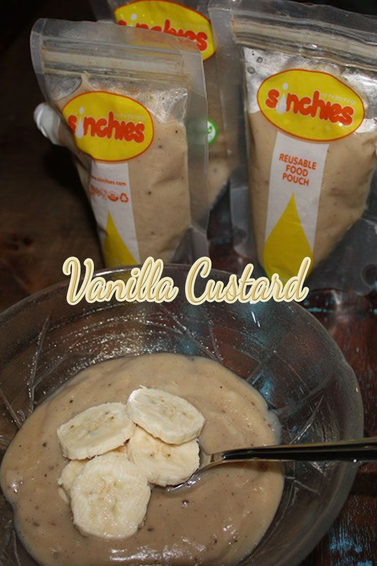 Vanilla Custard is one of the best desserts ever. We love using our own fresh vanilla beans to make this, it might turn a little brownish, but don't worry, that is just all the amazing vanilla flavour.