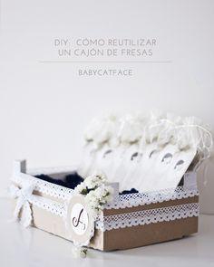 Haz que la celebración de bautizo de tu hijo sea un día especial con esta idea de decoración. #bautizo #decoracion