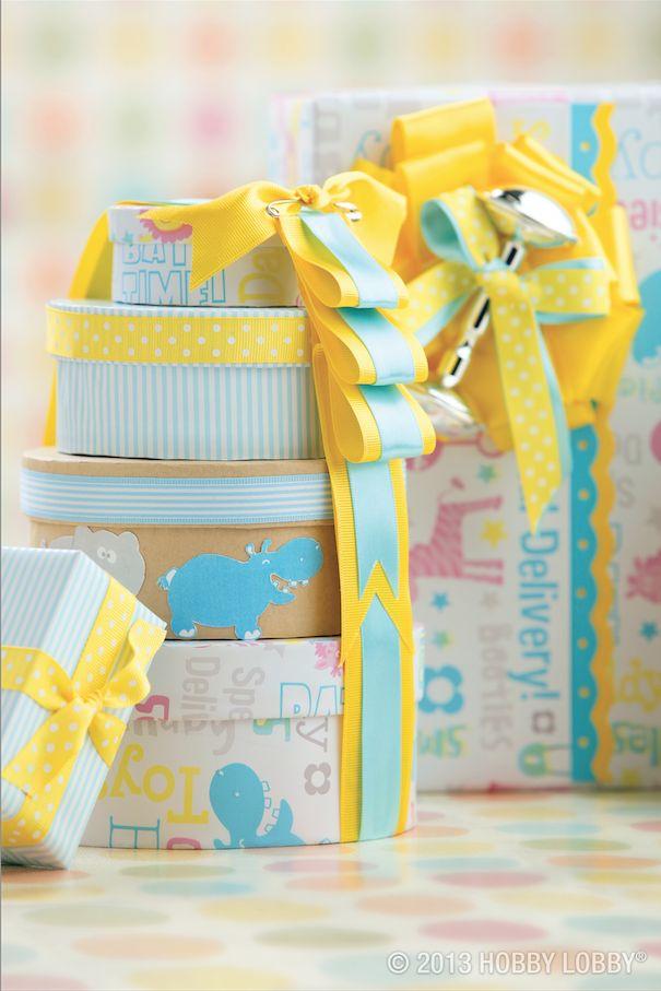 Baby Gift Packages : Beste afbeeldingen over gift wrapping op