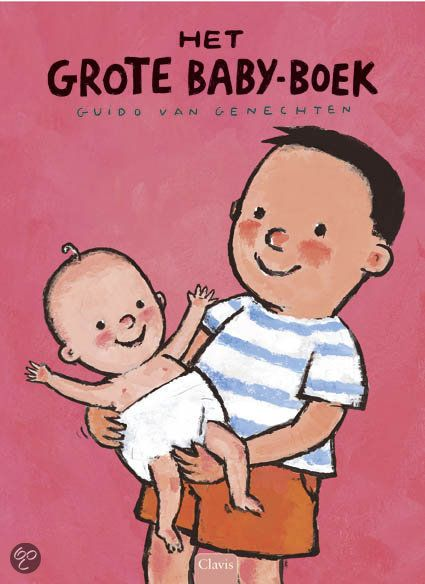 Ik en mijn familie - Boeken/versjes - UK&Puk. Voorleesboek het grote baby-boek