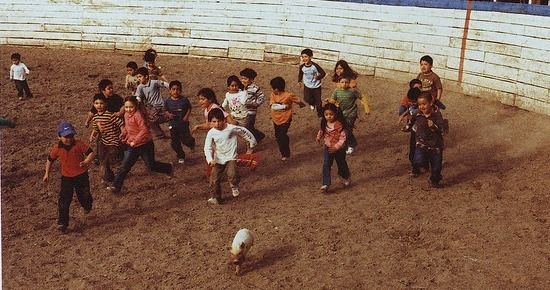 Traditional games in Chile - Independence Day