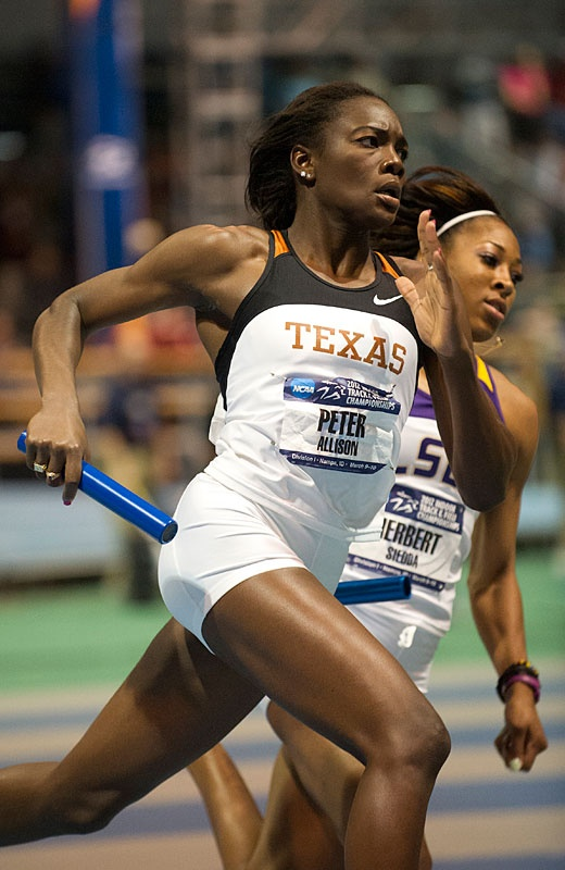 role model: destinee hooker essay If i were on the university of texas volleyball team, i'd be looking to destinee  hooker for any little pointers on how a national champion carries.