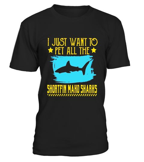 "# I JUST WANT TO PET ALL THE SHORTFIN MAKO SHARKS GIFT T-SHIRT .  Special Offer, not available in shops      Comes in a variety of styles and colours      Buy yours now before it is too late!      Secured payment via Visa / Mastercard / Amex / PayPal      How to place an order            Choose the model from the drop-down menu      Click on ""Buy it now""      Choose the size and the quantity      Add your delivery address and bank details      And that's it!      Tags: Grab this fish lover…"
