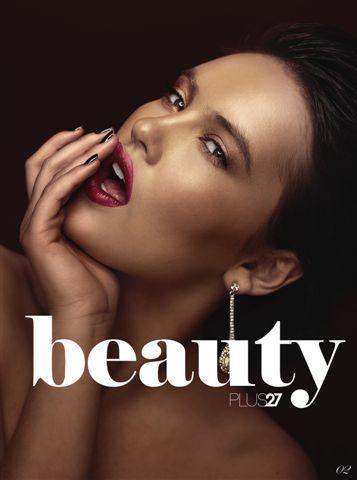 Chiano Sky looking stunning in PLUS27 Magazine!