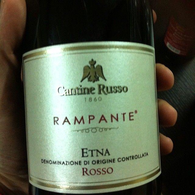 Etna Rosso Rampante Cantine Russo