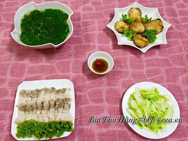 Bữa ăn chiều đơn giản mà ngon cơm - http://congthucmonngon.com/209825/bua-chieu-don-gian-ma-ngon-com.html