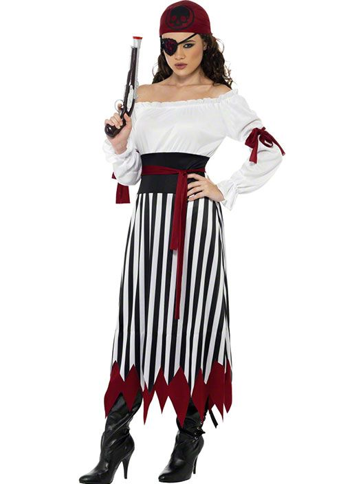 14 best bryony theatrical womens pirate fancy dress costumes have a swashbuckling good time at your next party in this pirate lady womens costume deck yourself out with this pirate dress matching arm ties solutioingenieria Gallery