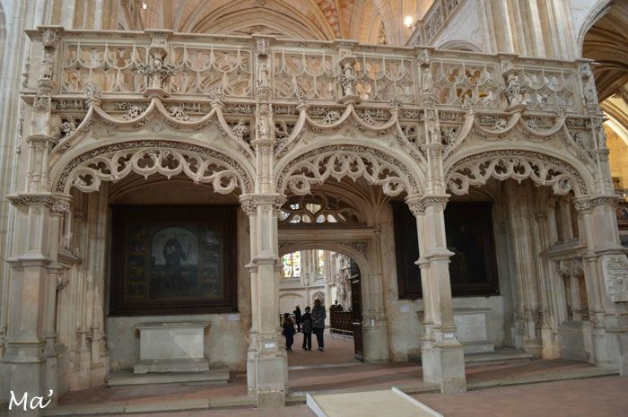 Monastère Royal de Brou - Bourg-en-Bresse - Ain