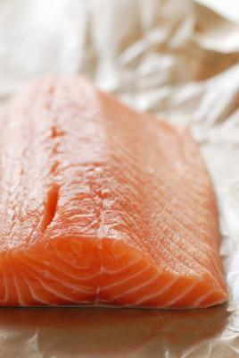 Wild Salmon Nutrition