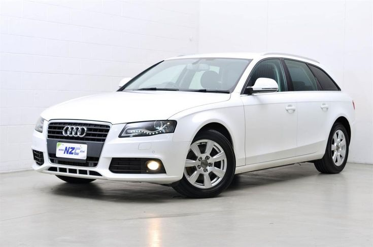 Looking for #second #hand #Audi #car? If yes then it is time to contact NZC Kiwi and purchase the 2009 #Audi #A4 1.8 TFSI #AVANT #R/CAM #PWR #SEATS EXCLUSIVE, a #luxury car that you can easily purchase at the most affordable rates.