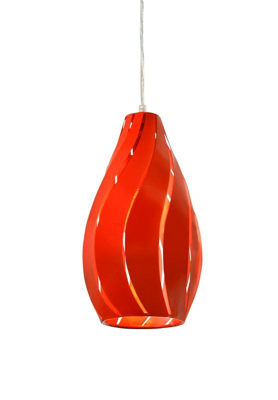 71 best lighting images on pinterest modern lighting lighting view the varaluz 230m01rt slatisfaction radioactive tangerine one light mini pendant at lightingdirect aloadofball Choice Image
