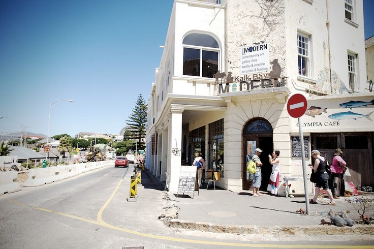 Olympia Bakery ....  Best coffee shop with awesome atmosphere, Kalk Bay, Cape Town