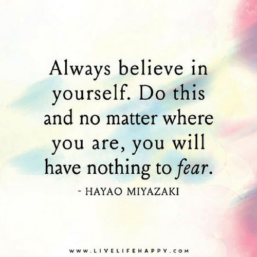 Best 25+ Believe In Yourself Quotes Ideas On Pinterest
