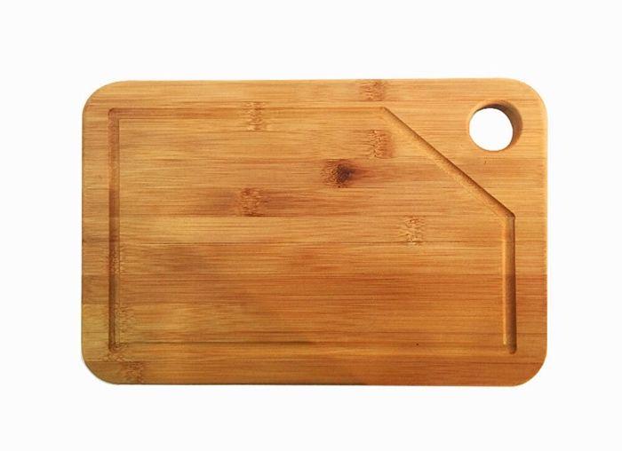¿Cómo curar una tabla de madera para picar alimentos?