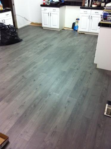 allure 6 in x 36 in satin oak resilient vinyl plank flooring - Allure Plank Flooring
