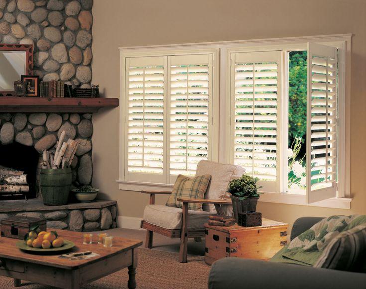 Pour un habillage de fenêtres au goût du jour : style rustique