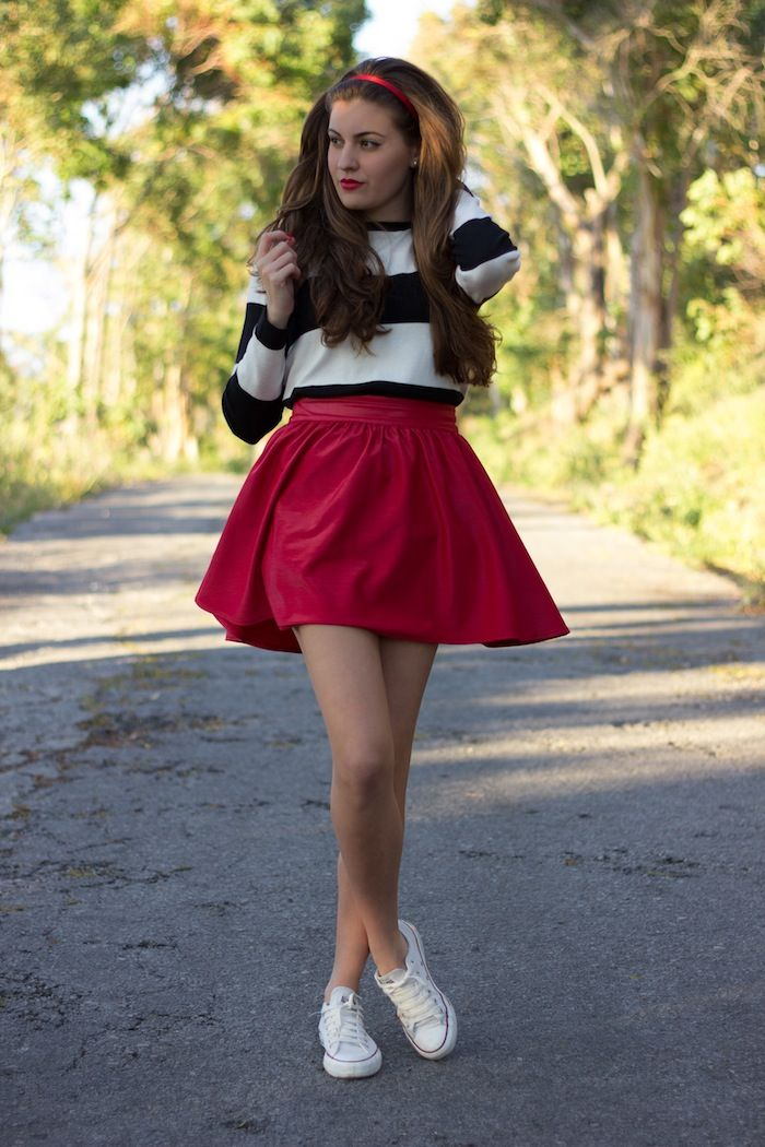 17 best images about white chucksamp skater skirts on