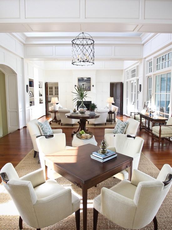 Best 25  Large living room rugs ideas on Pinterest multiple seating area   large windows   hanging pendant lighting. Large Living Room Design. Home Design Ideas