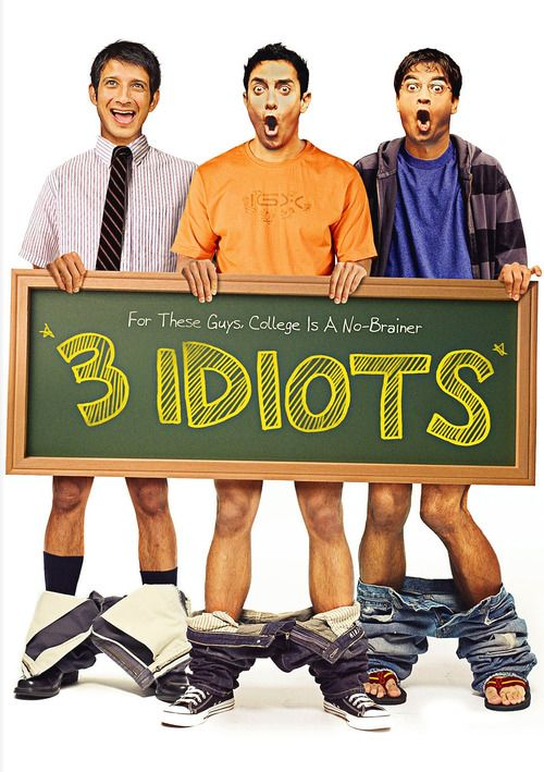 Watch 3 Idiots (2009) Full Movie Online Free
