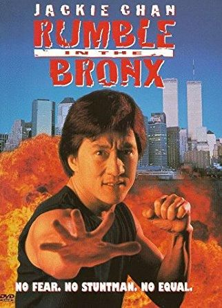 Stanley Tong & Jackie Chan & Anita Mui-Rumble in the Bronx