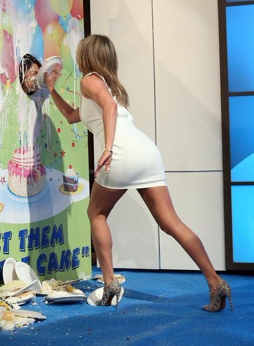 Jennifer Aniston Ass Hole