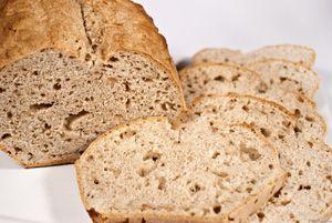 Élesztő mentes ír kenyér ~ Receptműves
