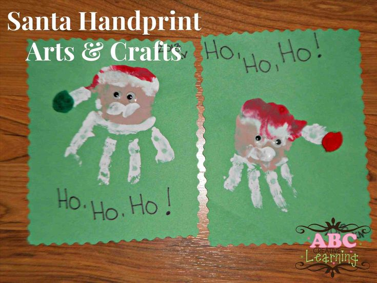Christmas Arts And Crafts Ideas For Kindergarten Part - 31: New Post Christmas Crafts For Kids Handprints