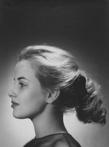 Arturo Ghergo - Antonella Lualdi, 1945