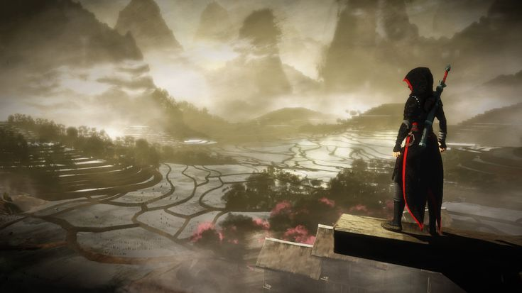 assassin creed chinese art - Google Search