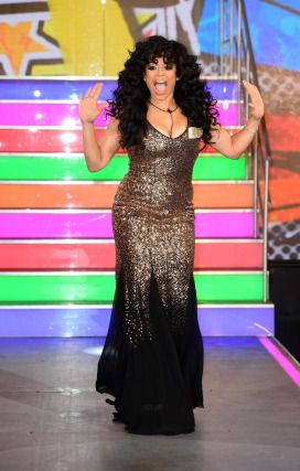 Singer Stacy Francis joins Celebrity Big Brother house and is then 'edited out'