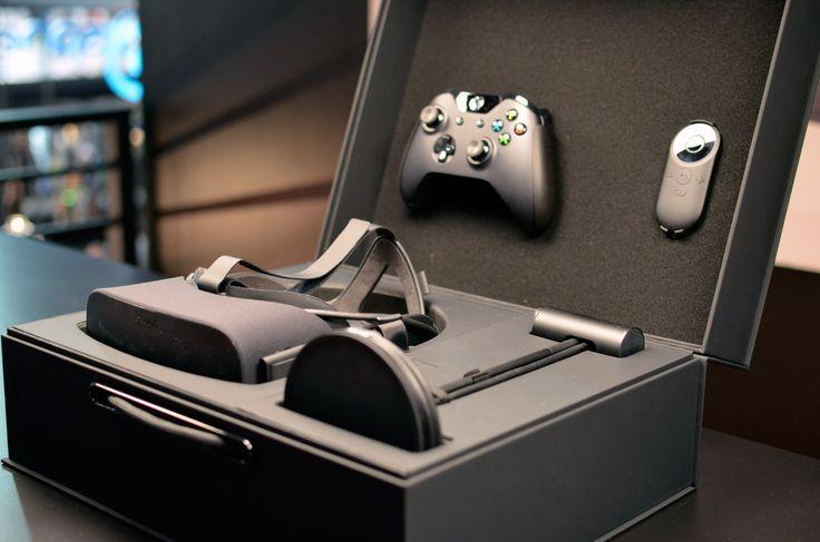 Oculus Rift Carrying Case