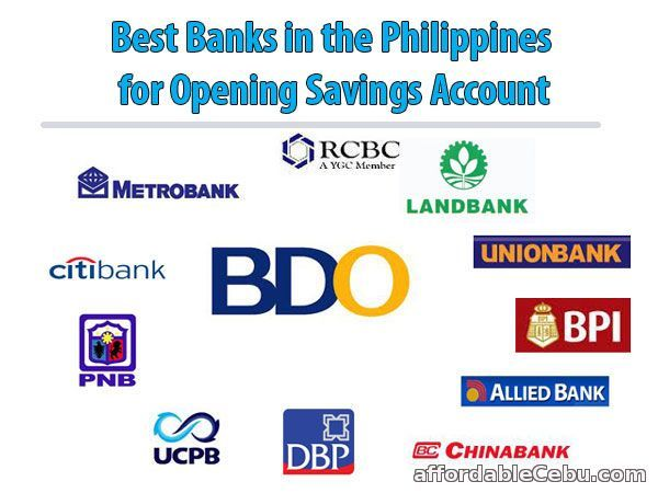 Bank savings account deals