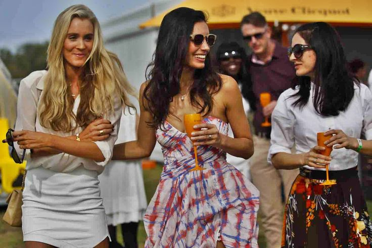 Guests @ Polo by the Sea, Gold Coast, QLD Australia