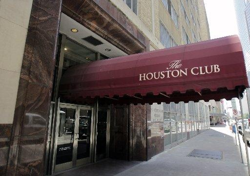 Old Photos of Downtown Houston | ... acquired the Houston Club Building at 811 Rusk. (Houston Chronicle