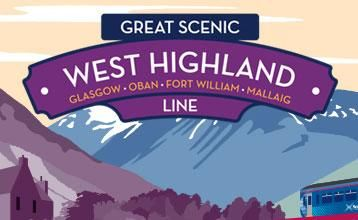 Explore this great scenic route, the West Highland Line, with ScotRail. Find out the highlights, journey times and buy your tickets online