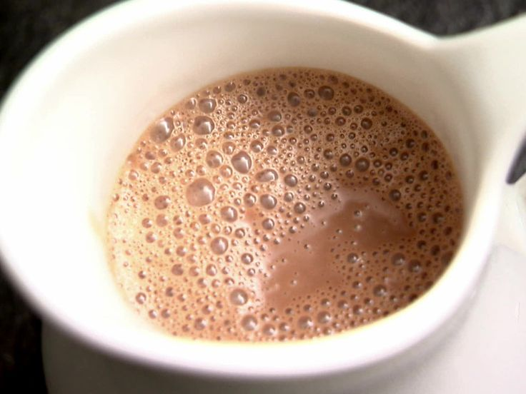 Double Hot Chocolate from Ina Garten, The Barefoot Contessa