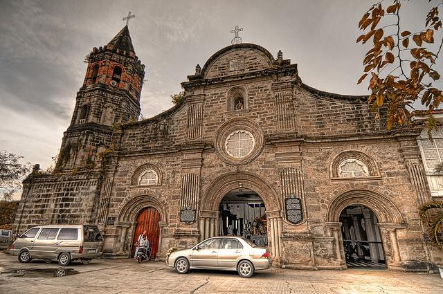 Barasoain Church by boiworx, via Flickr. Philippines