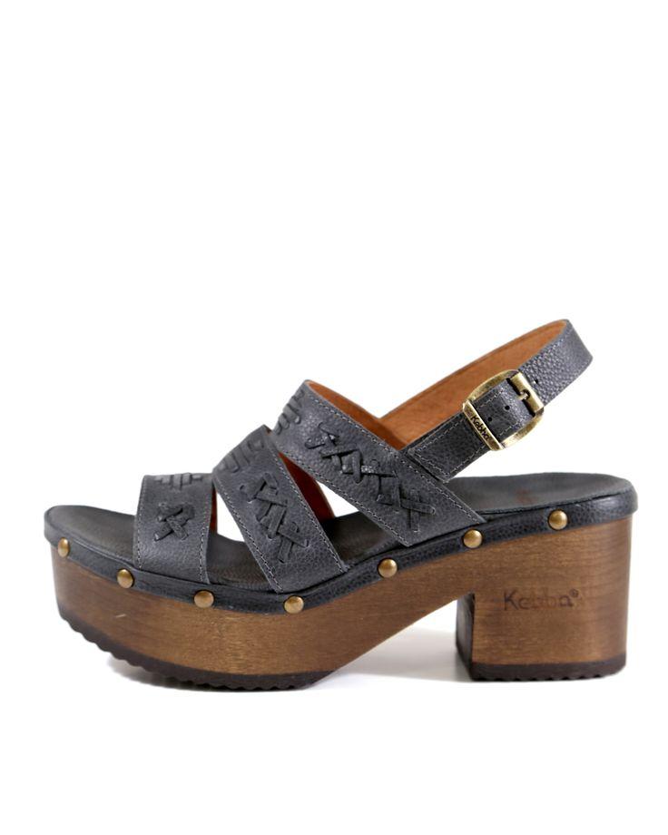 Bua Boni - Floater wax Negro Kebba Shoes